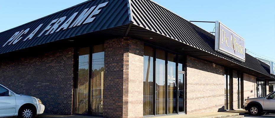Exterior Photo Of Decatur, AL Frame Shop - Pic A Frame